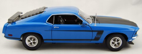 WELLY Model FORD MUSTANG 1969 skala 1:18 Samochód
