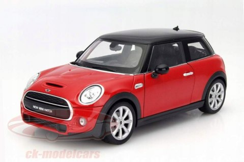 WELLY Model NEW MINI HATCH skala 1:18 Samochód