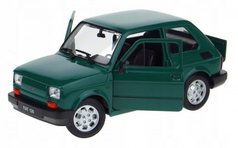 WELLY Model FIAT 126p MALUCH Zielony skala 1:21