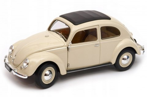 WELLY Model VOLKSWAGEN CLASSIC BEETLE skala 1:18