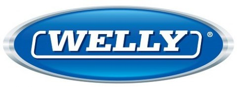 WELLY Model FORD F-150 REGULAR CAB 2015 skala 1:24