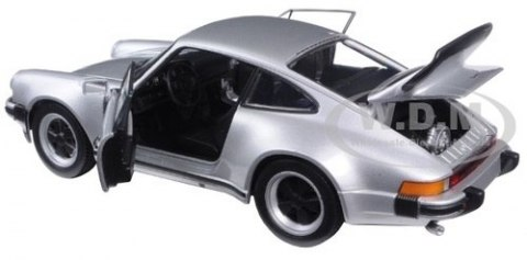 WELLY Model 1974 Porsche 911 Turbo 3.0 skala 1:24