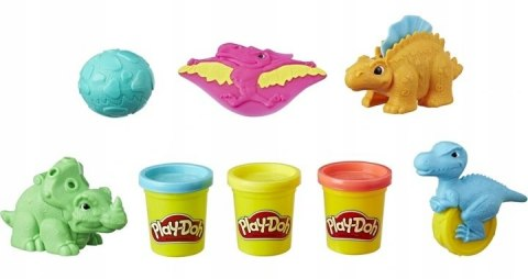 HASBRO Play-Doh ŚWIAT DINO E1953