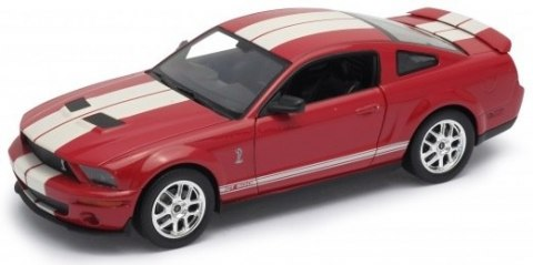 WELLY Model 2007 SHELBY COBRA GT500 skala 1:24