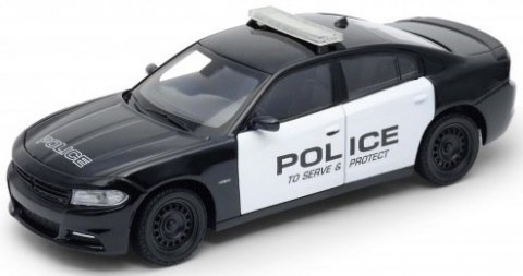 WELLY Model 2016 DODGE CHARGER Pursuit SKALA 1:24