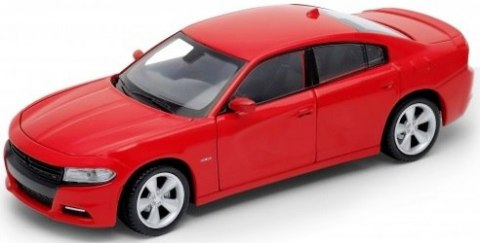 WELLY Model - 2016 DODGE CHARGER R/T Skala 1:24
