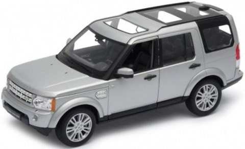 WELLY Model - LAND ROVER DISCOVERY 4 Skala 1:24
