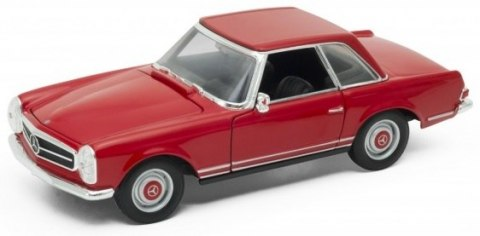 Welly MODEL - 1963 Mercedes-Benz 230 SL skala 1:24