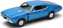 WELLY Model - 1968 OLDSMOBILE 442 Skala 1:34