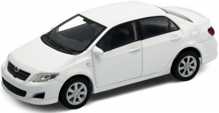 WELLY Model - 2009 TOYOTA COROLLA Skala 1:34