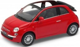 WELLY Model - 2010 FIAT 500C Skala 1:34