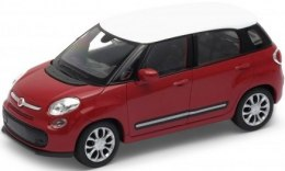 WELLY Model - 2013 FIAT 500L Skala 1:34
