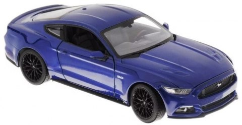 WELLY - Model 2015 Ford Mustang GT SKALA 1:24
