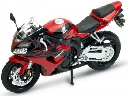 WELLY - Model HONDA CBR1000RR Skala 1:18