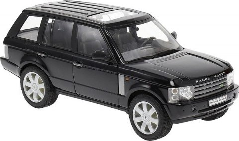 WELLY - Model LAND ROVER RANGE ROVER Skala 1:24