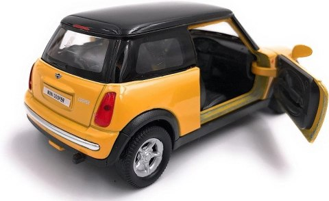 WELLY Model - MINI COOPER Skala 1:34
