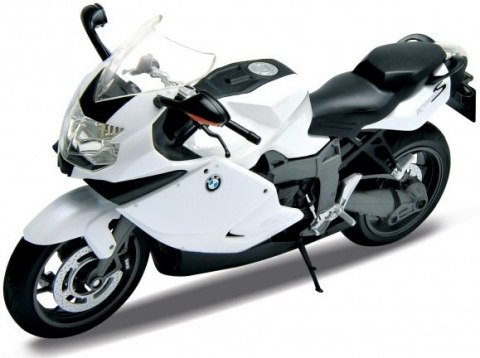 WELLY - Model Motocykla BMW K1300S Skala 1:10