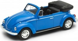 WELLY Model - VOLKSWAGEN BEETLE (CONVERTIBLE) 1:34