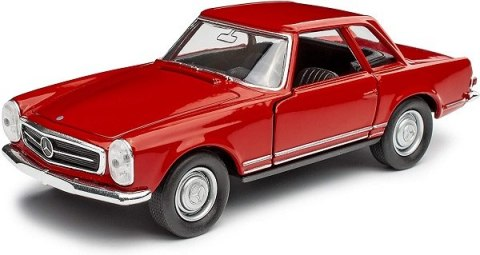 WELLY Model - 1963 Mercedes-Benz 230SL Skala 1:34