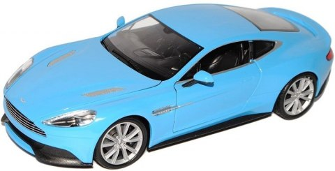 WELLY Model - ASTON MARTIN VANQUISH Skala 1:24