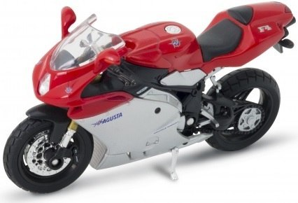 WELLY - Model MV AGUSTA F4S Skala 1:18
