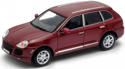 WELLY Model - PORSCHE CAYENNE TURBO 2002 1:24