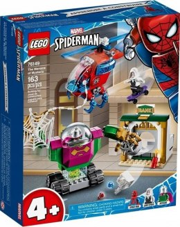 LEGO SUPER HEROES Groźny Mysterio 76149