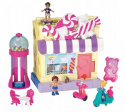 Mattel POLLY POCKET Sklepy Pollyville 3w1 GNL71