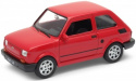 WELLY - Model Metalowy FIAT 126p Skala 1:34